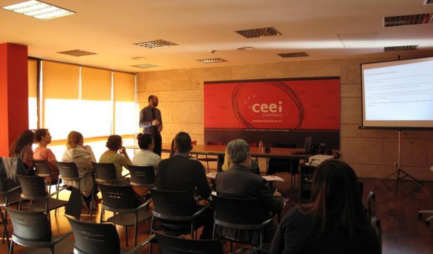 Las oportunidades para emprendedores en sectores agroalimentarios centra un nuevo taller formativo en el CEEI de Guadalajara