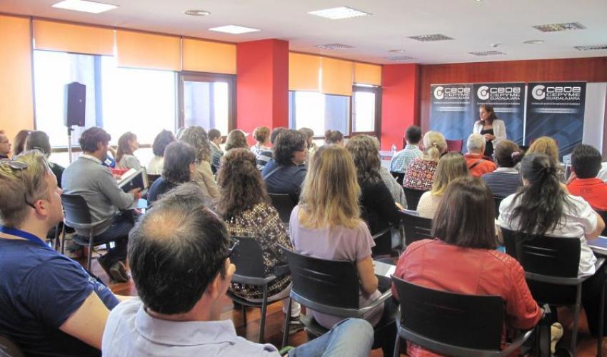 Éxito de participación en la jornada sobre los instrumentos para financiar la I+D+i