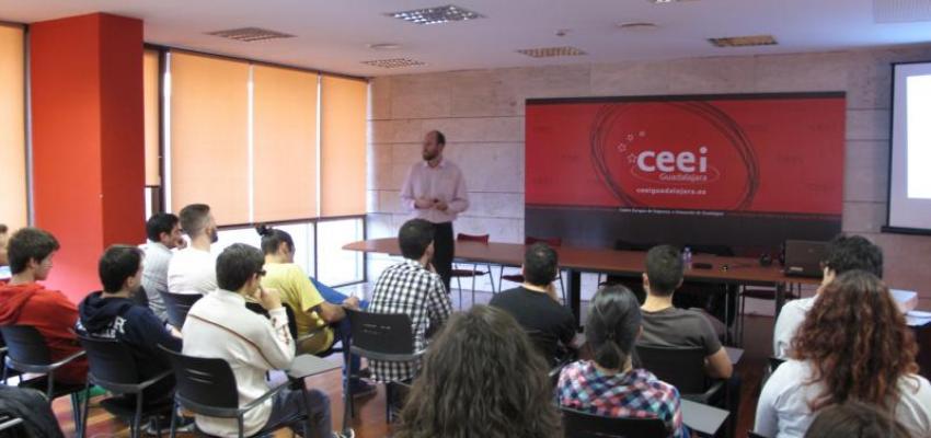 El CEEI de Guadalajara continúa con su labor de fomento del emprendimiento y la innovación