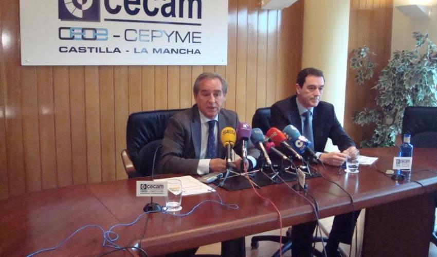 CECAM celebrará su 7º Congreso regional de empresarios de Castilla-La Mancha el próximo 24 de febrero en Tol