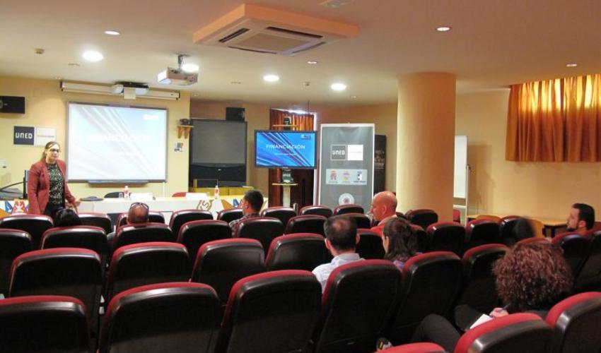 Finalizan los talleres los martes de la empresa, organizados por la UNED de Guadalajara y CEOE-CEPYME Guadalajara