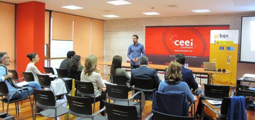El CEEI de Guadalajara acoge la Adventure Academy previa al XV Foro Goban