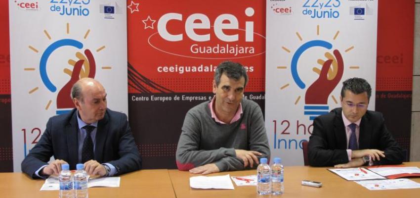El CEEI de Guadalajara presenta el proyecto las 12 horas de la innovación