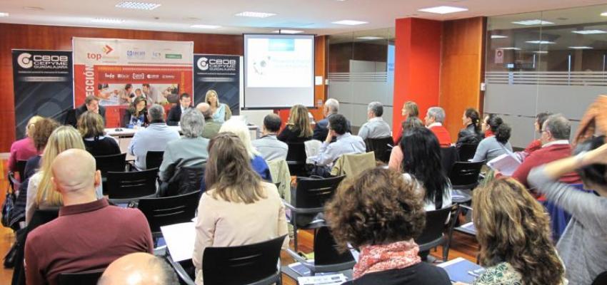 CEOE-CEPYME Guadalajara y Fundación Caja Rural CLM muestran a los empresarios cómo sacar el mayor partido al marketing digital