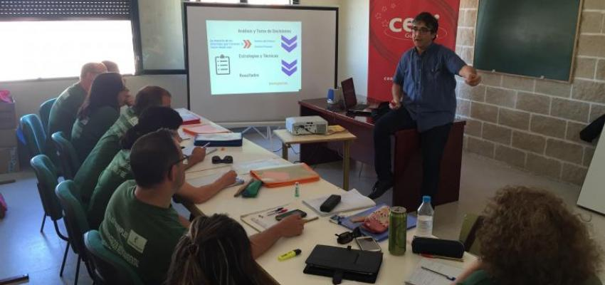 Finaliza el ciclo de jornadas de emprendimiento e innovación del CEEI de Guadalajara y el Ayuntamiento de Horche