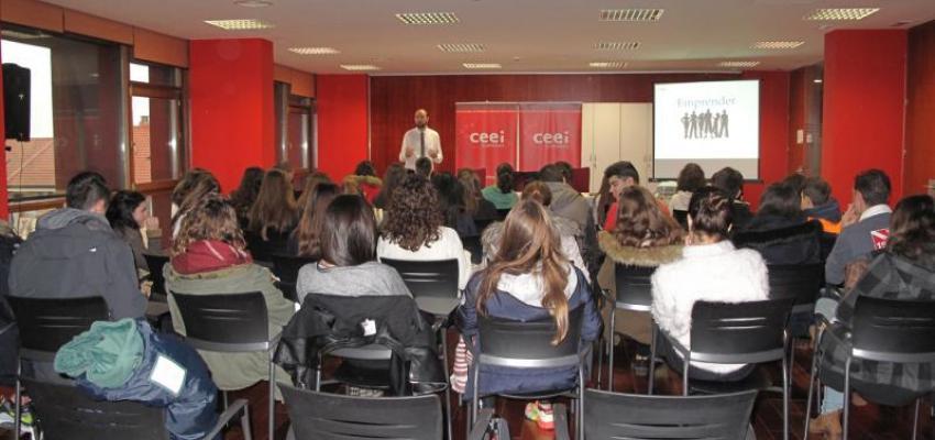 El CEEI de Guadalajara comienza 2016 con nuevos talleres para jóvenes estudiantes