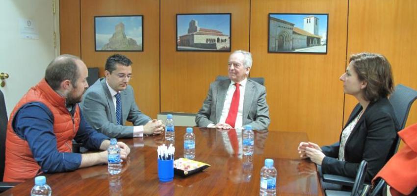 CEOE-CEPYME Guadalajara se reúne con Ciudadanos (C´s) y pide un 'Gobierno estable'