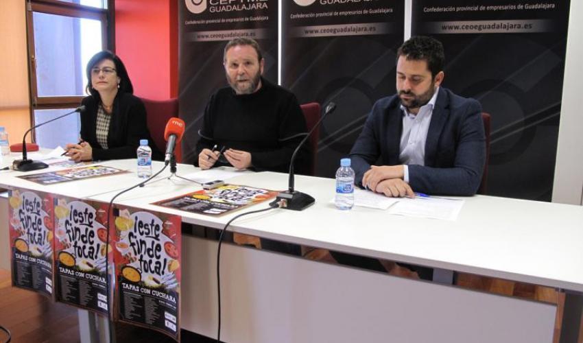 La Federación Provincial de Turismo presenta Este finde toca…