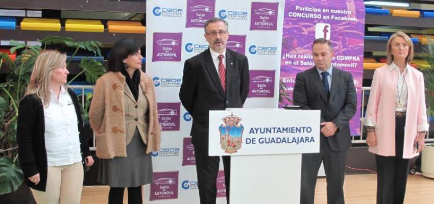 Arranca el IX Salón del Automóvil de Guadalajara