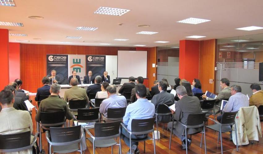 Los empresarios de Guadalajara se informan sobre el compliance: modelo eficiente de cumplimiento para la prevención de riesgos operativos y penales