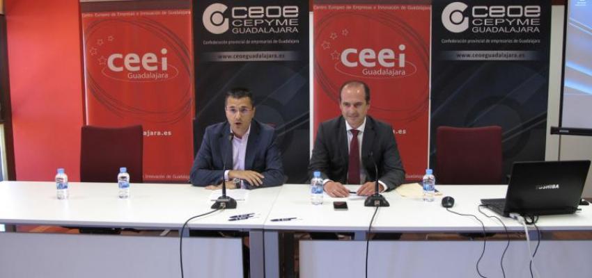 CEOE-CEPYME Guadalajara colabora en una nueva jornada informativa de la JCCM