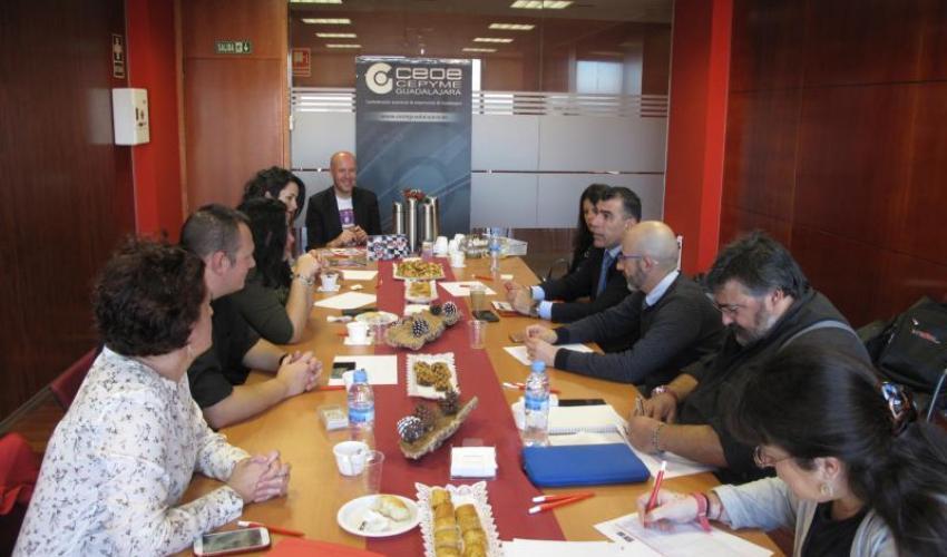 GuadaNetWork celebra su última reunión del año