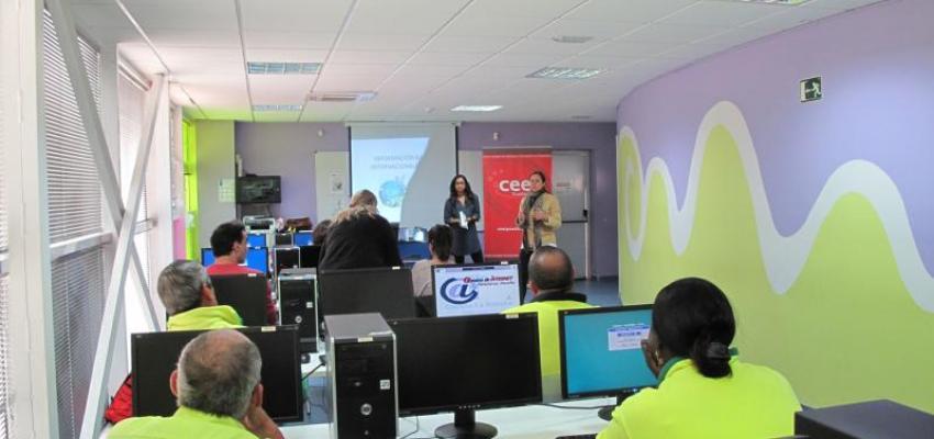 El CEEI de Guadalajara realiza una nueva jornada formativa de internacionalización para emprendedores
