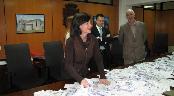 María del Mar Ibáñez gana los 2.400 euros del Doble, doble de Navidad de FEDECO