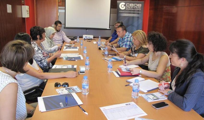 Una nueva edición de GuadaNetWork en verano reúne a empresarios de diferentes sectores