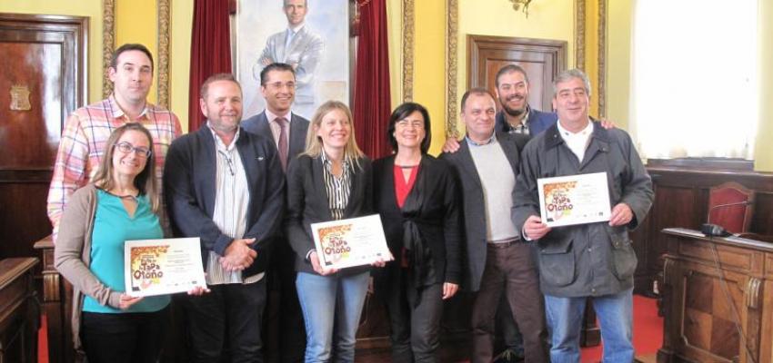 Perdigacho, Trampantojo y San Diego ganan los premios del concurso de la Ruta de la Tapa en otoño 2016