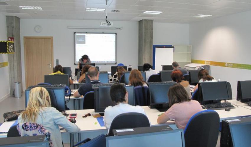El departamento de Formación de CEOE-CEPYME Guadalajara imparte 25 cursos durante el primer semestre del año