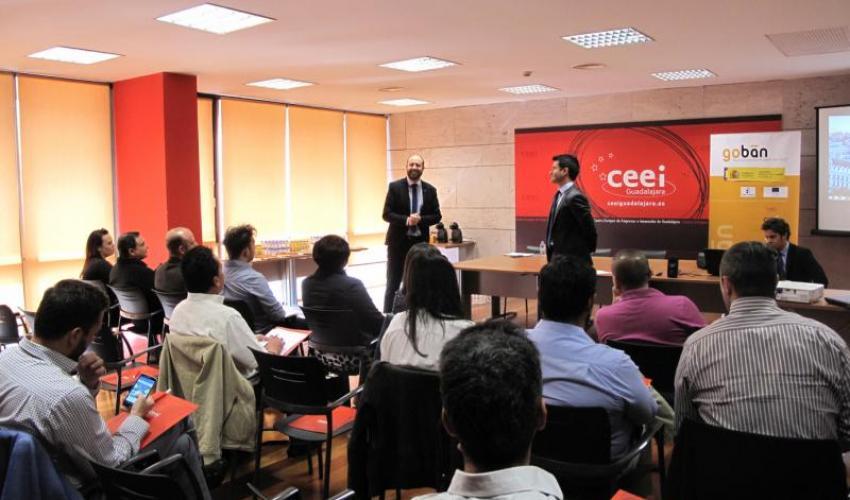 Emprendedores alcarreños aprenden como conseguir capital privado