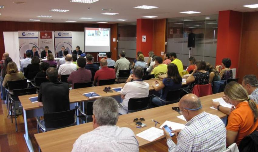 CEOE-CEPYME Guadalajara realiza, junto con FREMAP, una jornada sobre los riesgos en altura