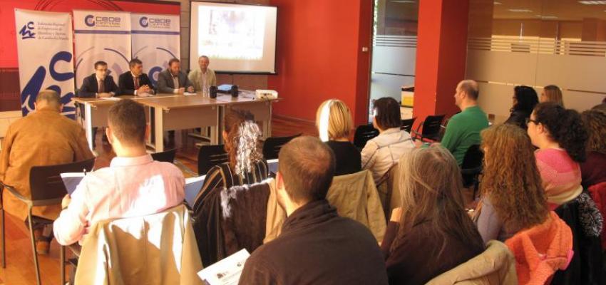 Los empresarios de hostelería de la provincia se informan sobre el Revenue Management
