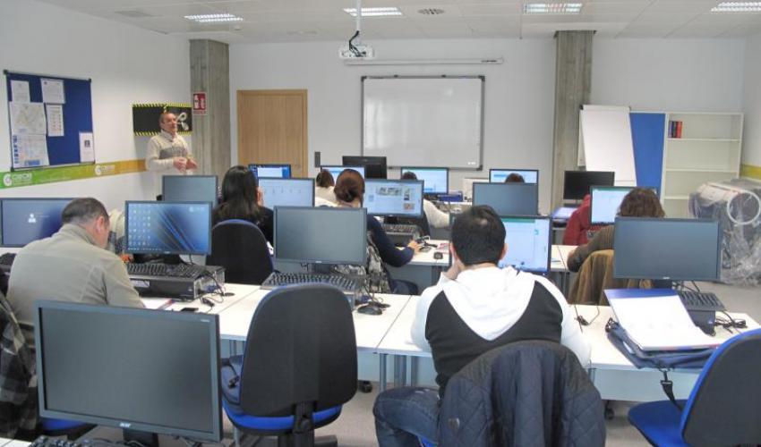 El departamento de formación de CEOE-CEPYME Guadalajara ha comenzado 14 nuevos cursos en las últimas semanas