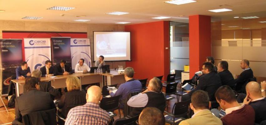 """Telefónica y CEOE-CEPYME suben a la """"nube"""" a las empresas de Guadalajar"""