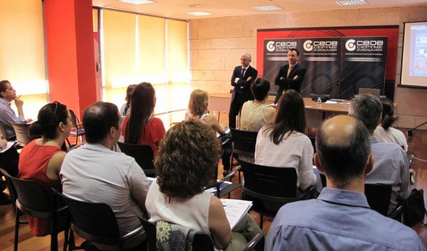 CEOE-CEPYME Guadalajara y Asesoría Toledo, muestran cómo interpretar el balance de situación de una empresa