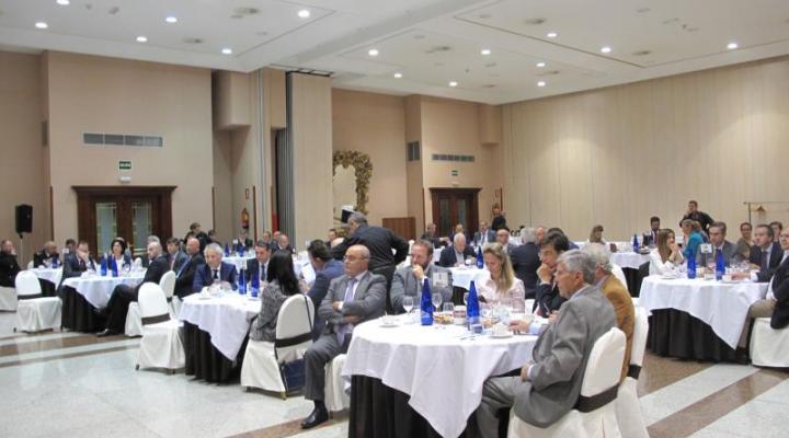 Excelente respuesta en el primer Desayuno Empresarial organizado para promocionar a Guadalajara como candidata a Ciudad Europa del Deporte