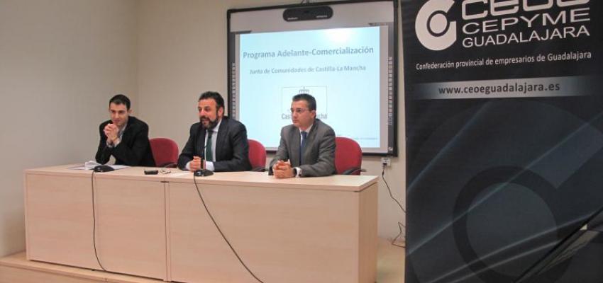 CEOE-CEPYME Guadalajara participa en una sesión informativa con empresarios sobre el programa