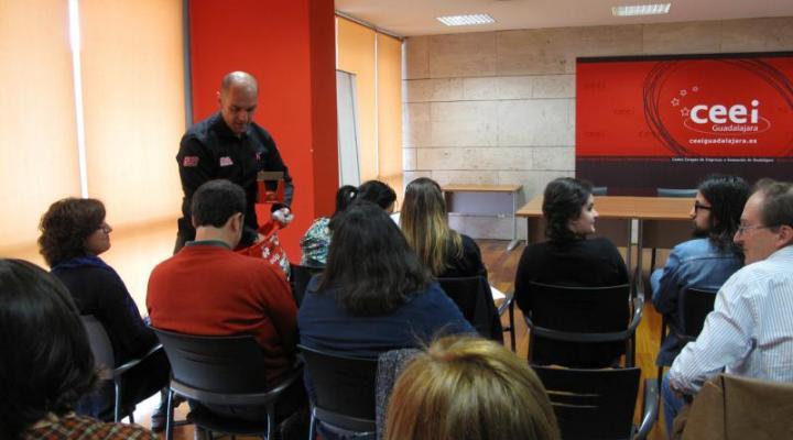 El poder de las emociones, a estudio en una nueva jornada del CEEI de Guadalajara