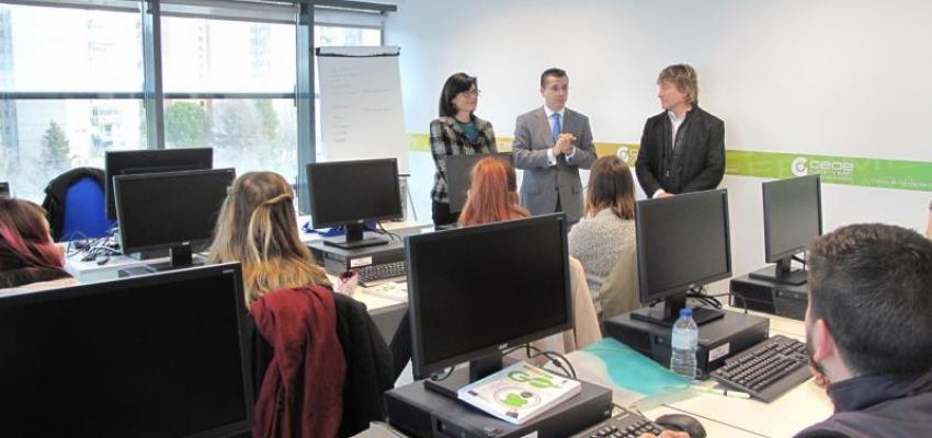 Inaugurado el curso de Marketing Digital organizado por Ayuntamiento y EOI