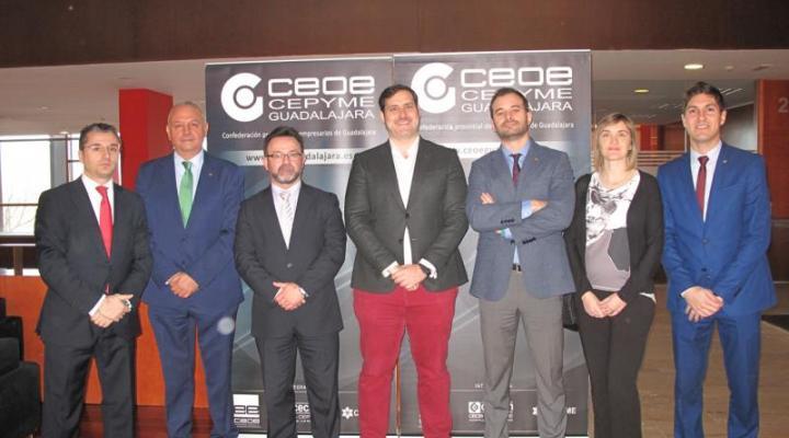 Fundación Caja Rural CLM y CEOE-CEPYME Guadalajara acercan a los empresarios estrategias para mejorar sus negocios en el entorno digital