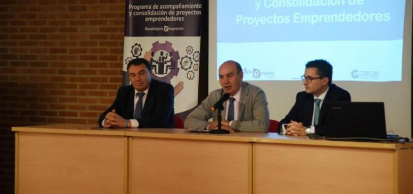 La Diputación facilita asesoramiento personalizado a otros 23 proyectos emprendedores de la provincia