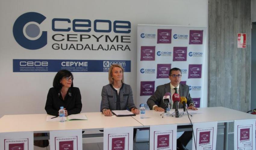 El X Salón del Automóvil de Guadalajara se celebrará del 19 al 22 de octubre