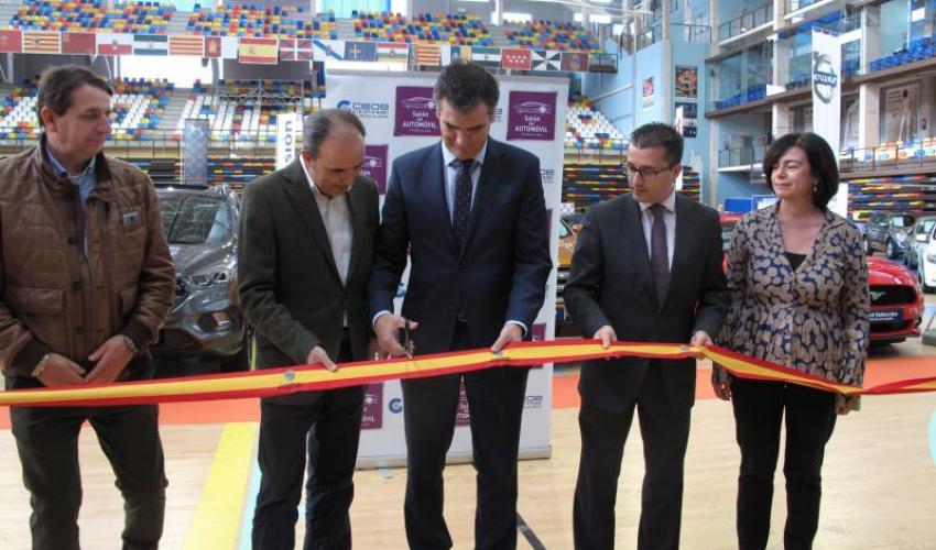 Arranca el X Salón del Automóvil de Guadalajara
