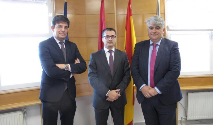 La Universidad de Alcalá y el CEEI de Guadalajara firman un convenio de colaboración