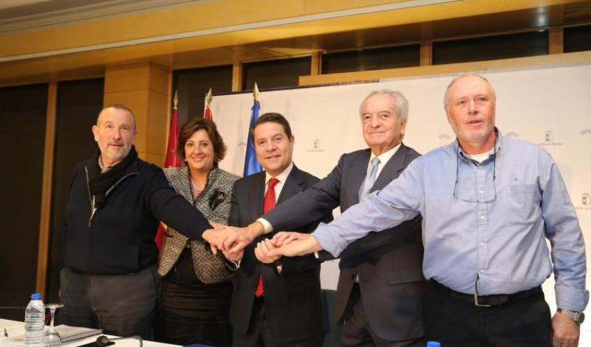 Firmado el Acuerdo sobre la Estrategia de Impulso Económico y de la Competitividad para el Corredor del Henares