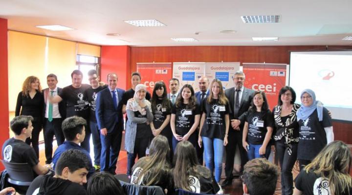 Celebradas las 12 horas de la innovación de Guadalajara con la participación del IES Aguas Vivas