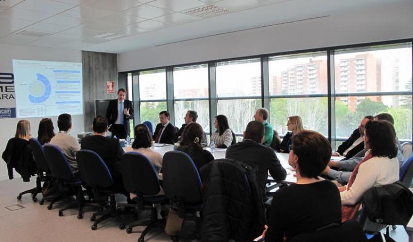 Las nuevas tendencias en la dirección de personas, centra un nuevo encuentro de responsables de Recursos Humanos