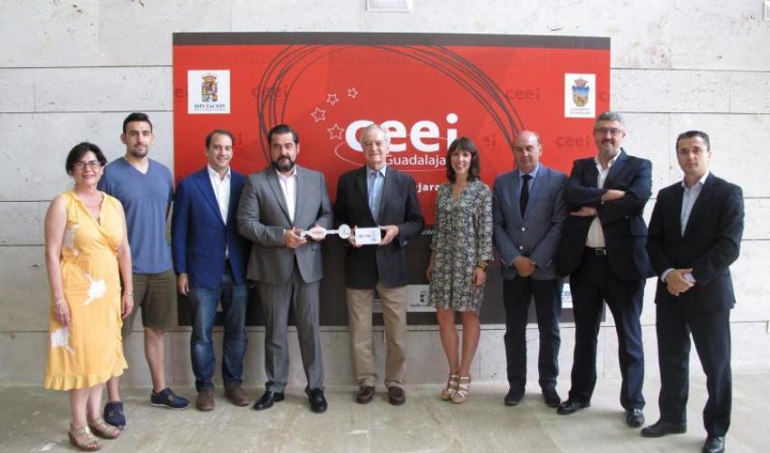 El CEEI de Guadalajara celebra su patronato marcado por los grandes resultados, convirtiéndose en un vivero de empresas de referencia nacional