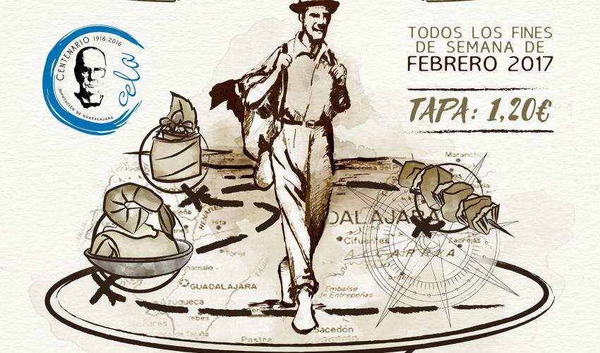 La Federación de Turismo de CEOE-CEPYME Guadalajara anima a realizar el Viaje a la Alcarria en tapas durante su último fin de semana
