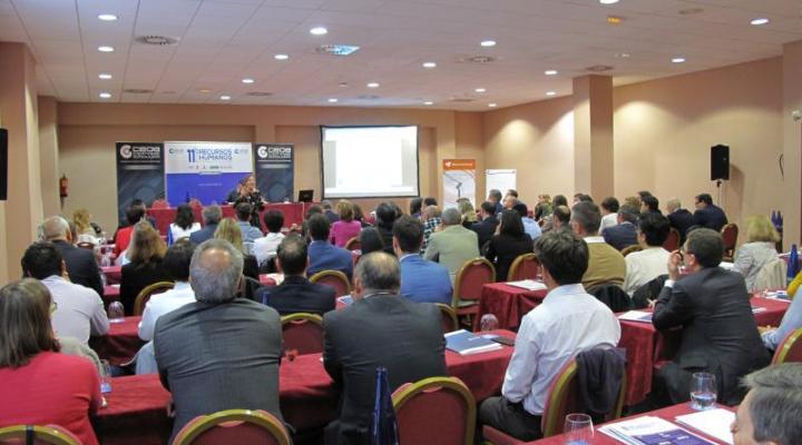 Más de un centenar de responsables de RRHH asisten al décimo primer  foro de recursos humanos de la provincia de Guadalajara organizado por CEOE-CEPYME Guadalajara