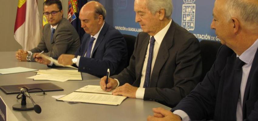 La Diputación renueva su acuerdo con CEOE-CEPYME dirigido a la creación de empleo en la provincia