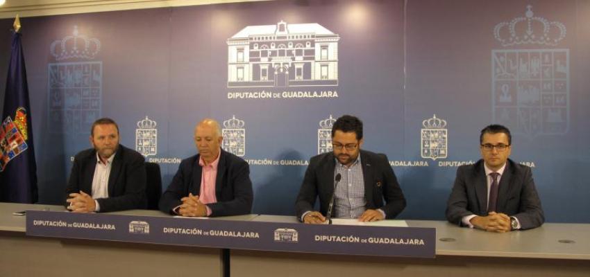 Presentado el viaje con periodistas especializados al Geoparque de la Comarca de Molina-Alto Tajo