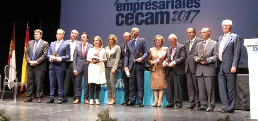 Julián Domarco, premio CECAM 2017 por la provincia de Guadalajara