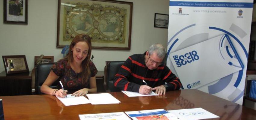 APEC firma un acuerdo de  colaboración con la fundación CEPAIM