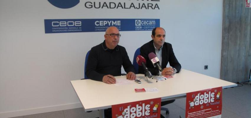 FEDECO presenta su doble de Navidad con el objetivo de dinamizar el comercio de toda la provincia