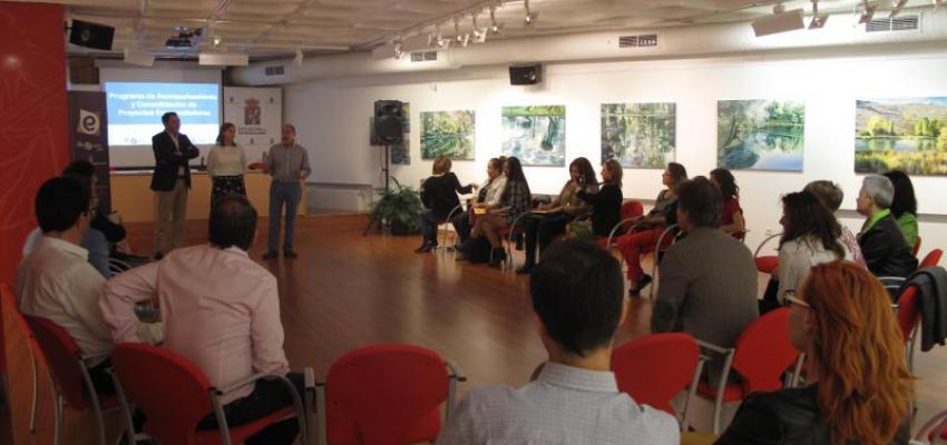 La Diputación ayuda a 20 emprendedores de forma personalizada para que sus proyectos tengan éxito