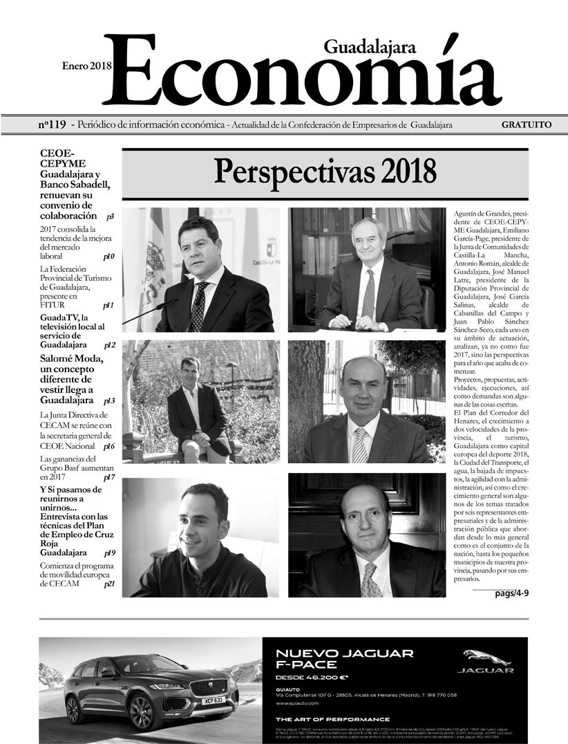 Periódico Economía de Guadalajara - Enero 2018