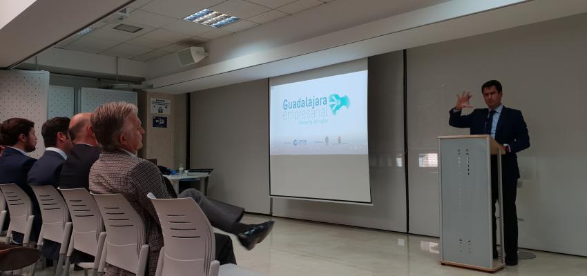 Guadalajara Empresarial presente en el Investor&#x2019s Day de la Universidad Francisco de Vitoria